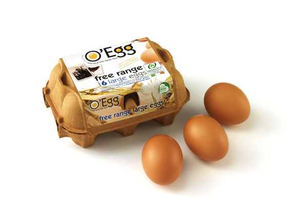 O Egg Brown Pack