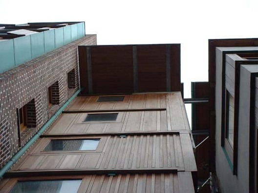 Hardwood windows and cladding