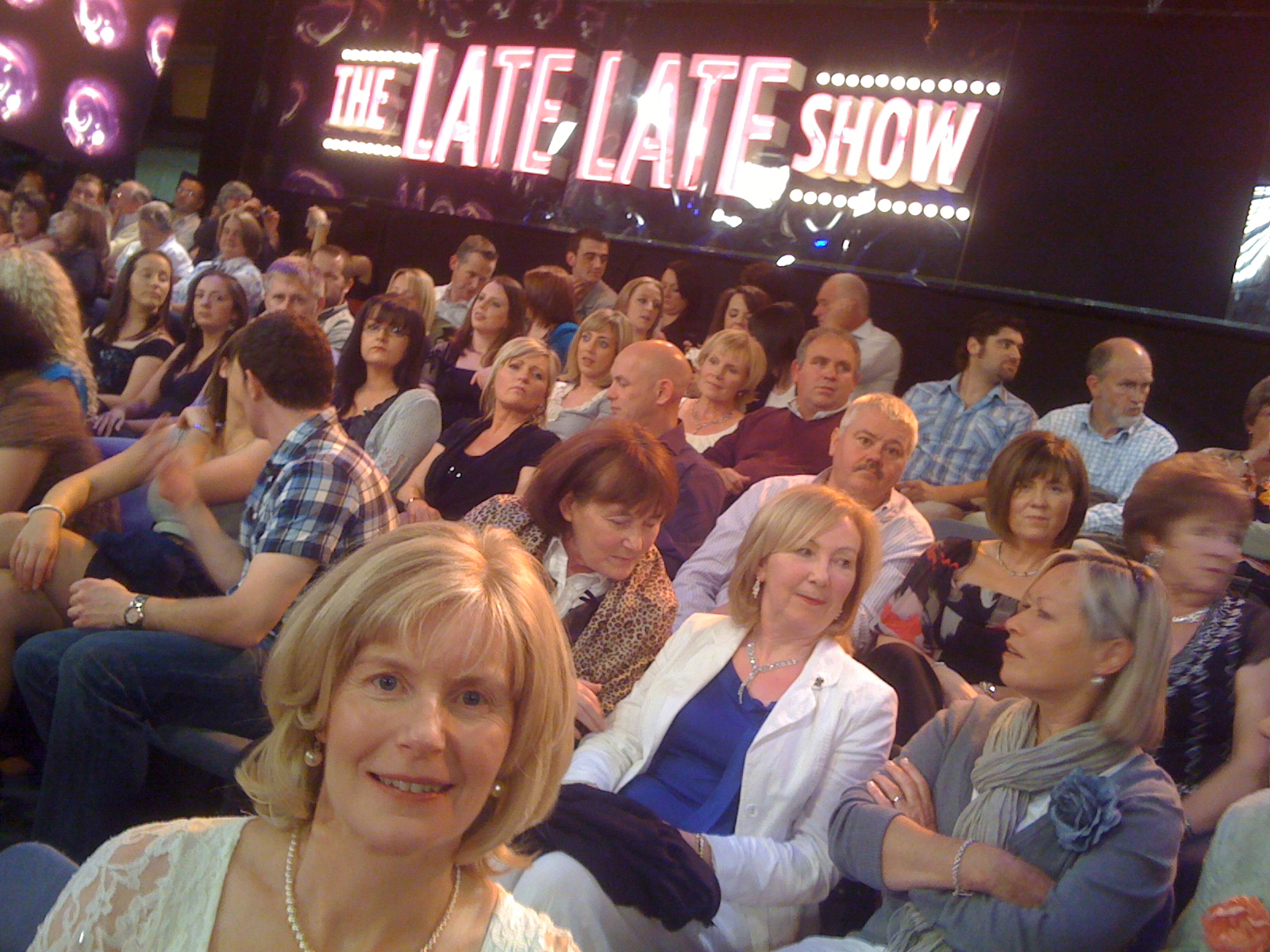 Late Late Show Colette O'Flynn