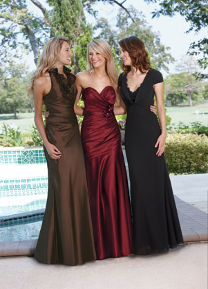 Now in stock - All 3 Dresses, available to order in over 40 different colours