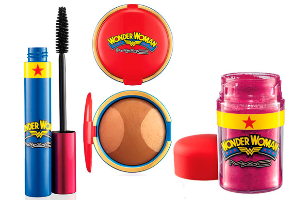 Mac Wonder Woman Range
