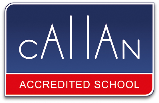 Callan Accredited School Logo
