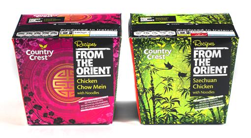 Country Crest Orient Noodle