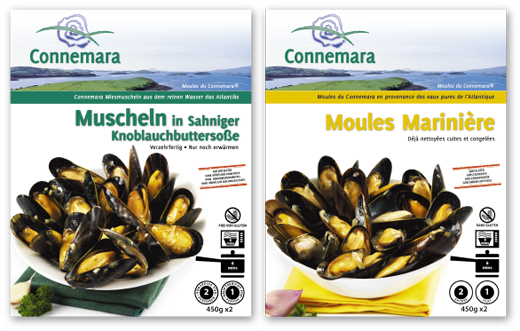 Connemara Fr Gr Packs