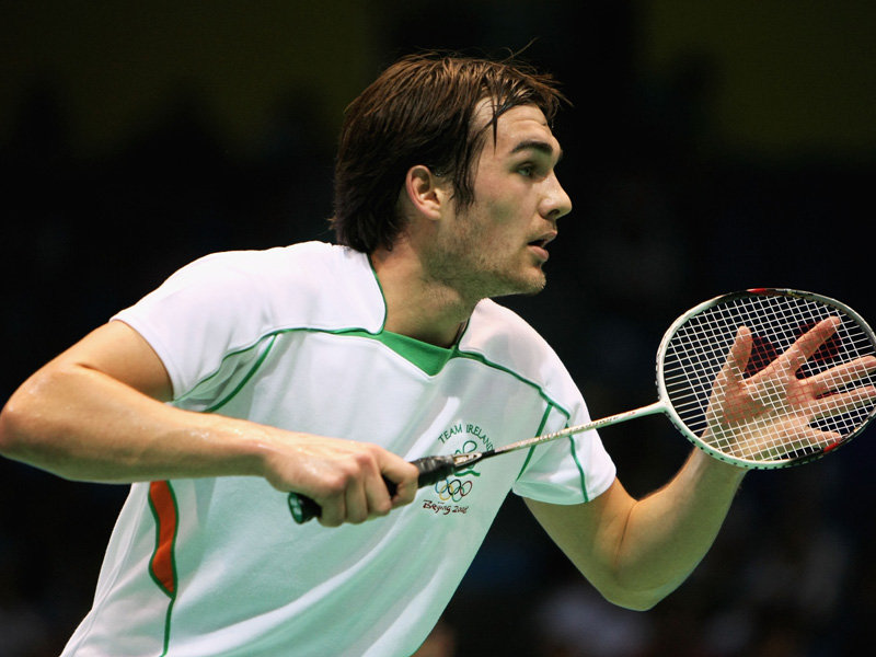 Scott Evans Badminton 1098046