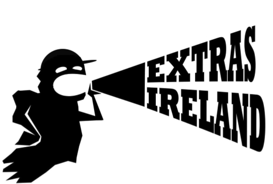 Extras Ireland New Logo Draft
