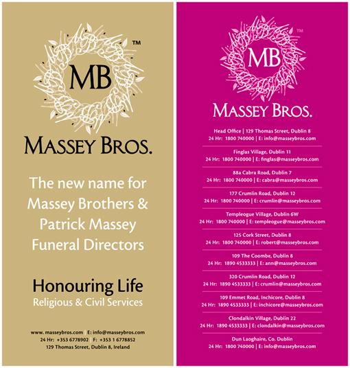 Massey Bros Name Change Dl