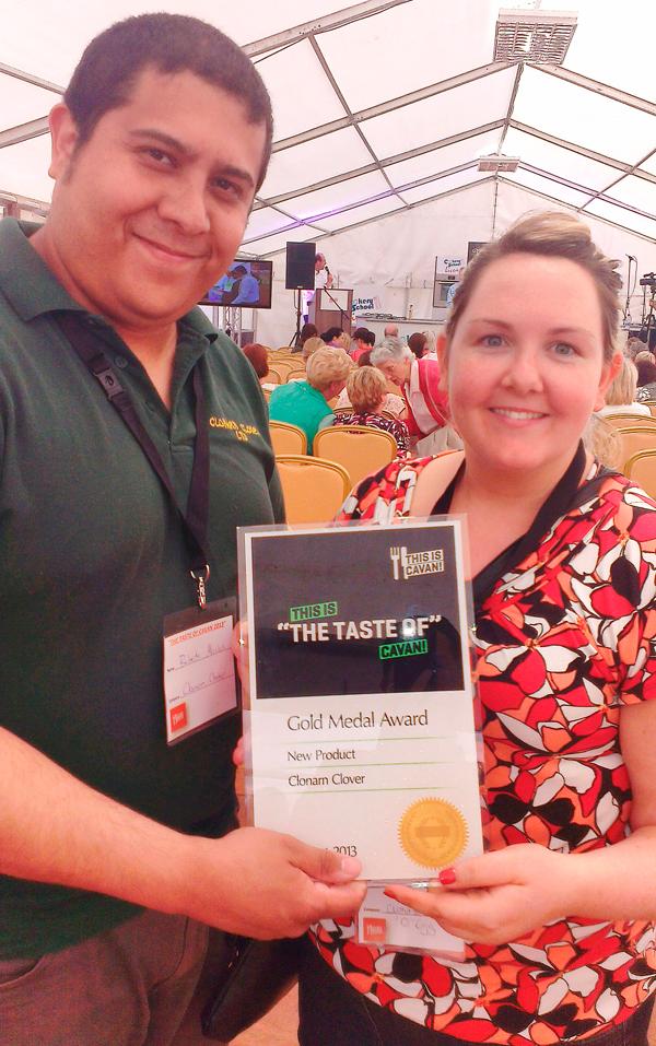 Taste Of Cavan Award