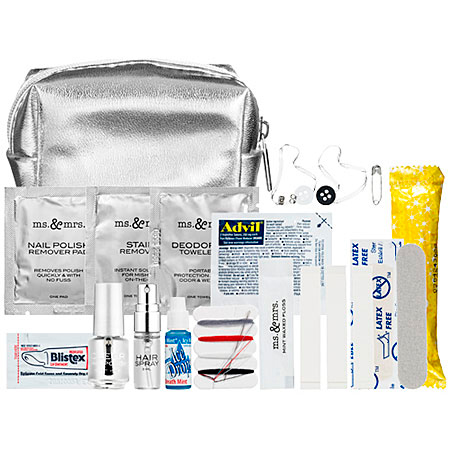 Mr And Mrs Emergency Kit