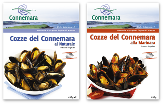 Connemara Italian Packs