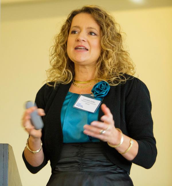 Lorraine Carter Fingal Enterprise Week 2014