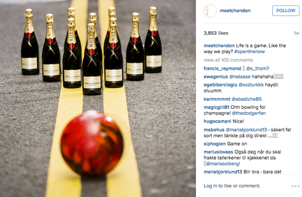 Life Is A Game Source Moet   Chandon 600px