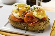 O Egg Smokedsalmon Eggs