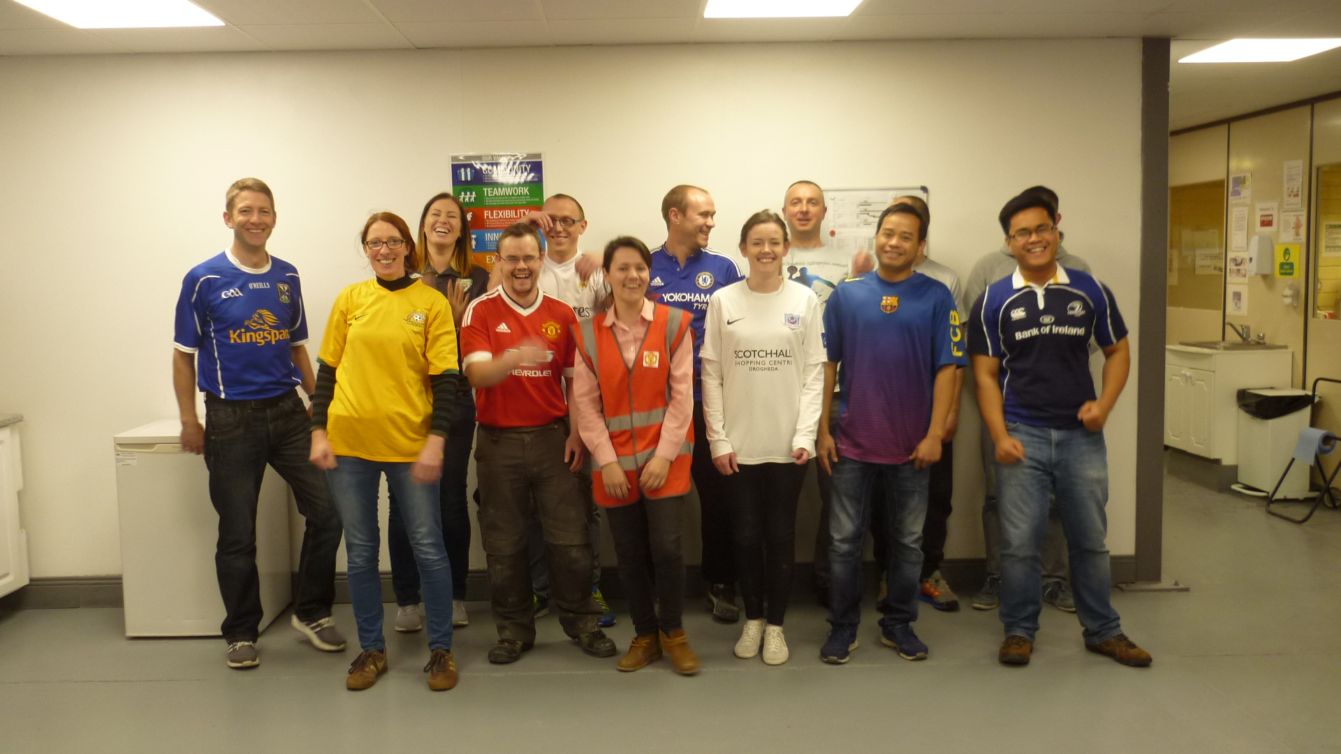 Goal Jersey Day 2016   2