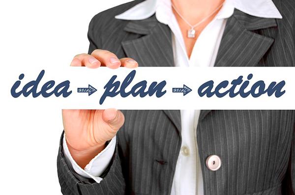 Business Idea Action Plan 600px