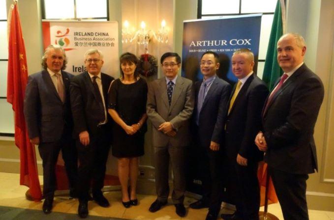Chinese Ambassador To Ireland