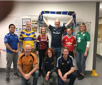 Goal Jersey Day 2018