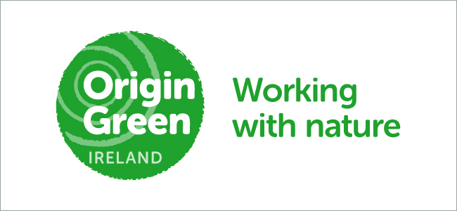 Origin Green Logo