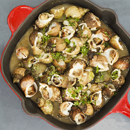 Whelks In White Wine