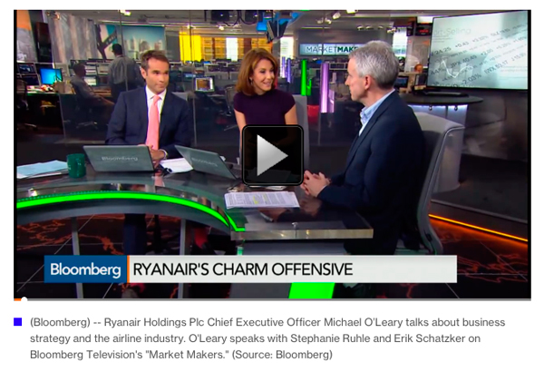 Bloomberg Ryanair Charm