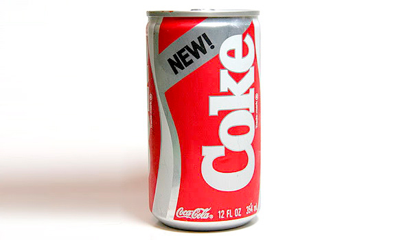 New Coke 1985 1987