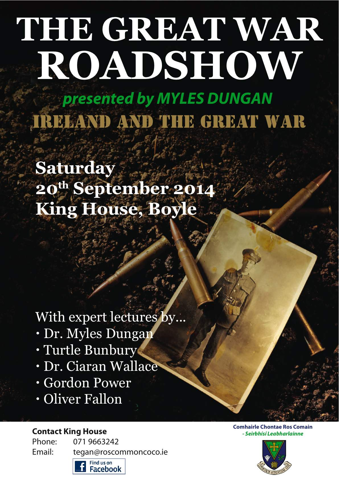 Great War Roadshow Poster (2)