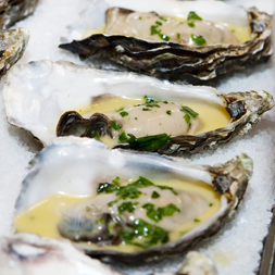 Fresh Oysters With Tarragon