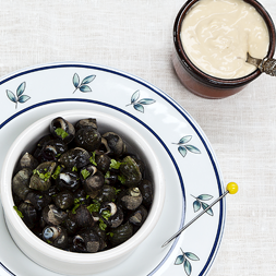 Perwinkles With Mayo