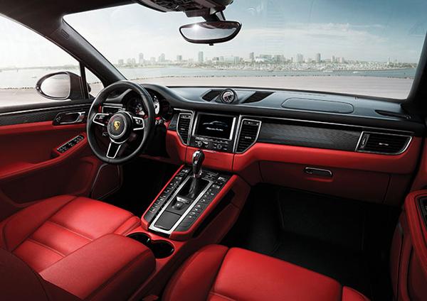 2015 Porsche Macan Interior 600px