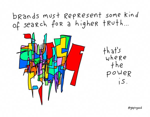 Search For Higher Truth Hugh Mac Leod 600px