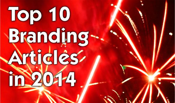Top 10 Branding Articles 2014