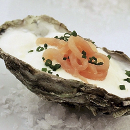 Oyster Smoked Salmon
