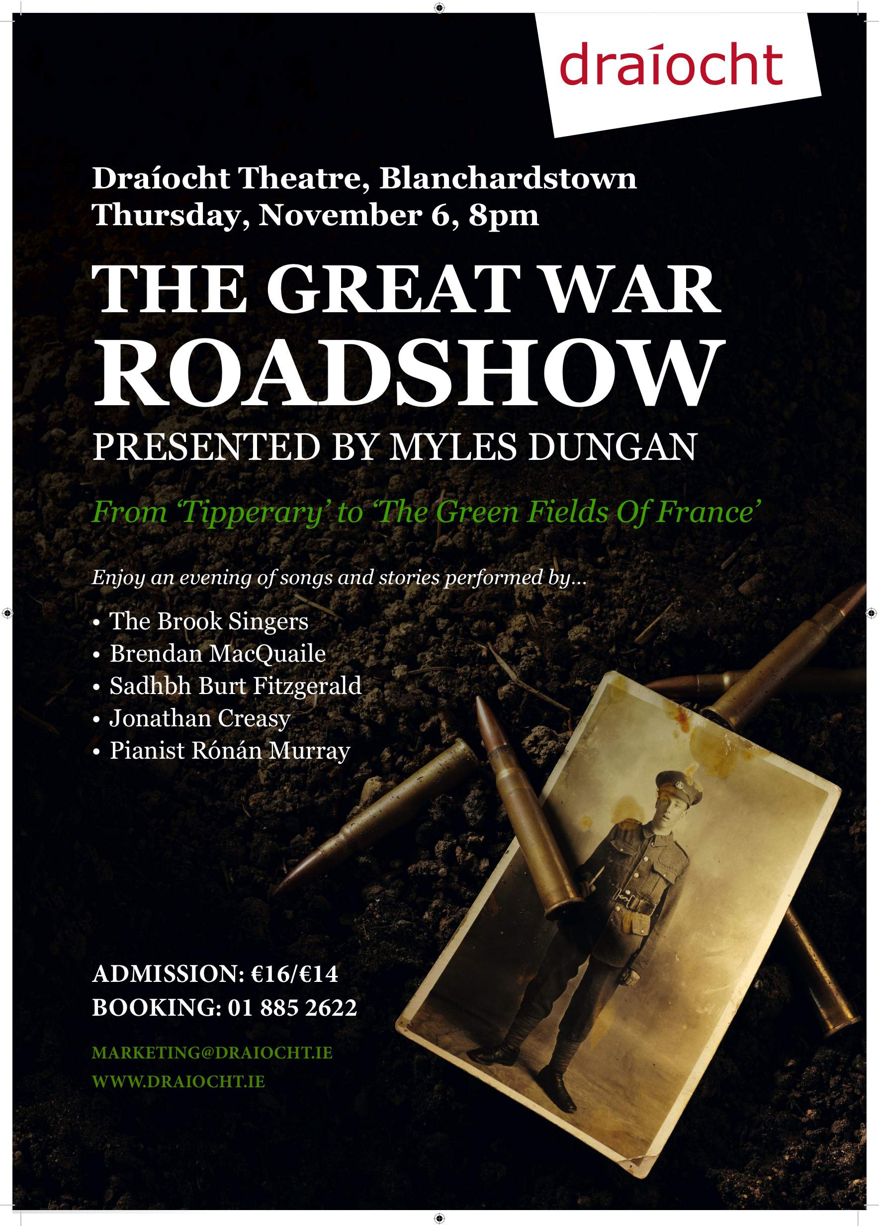 The Great War Poster Draiocht Small