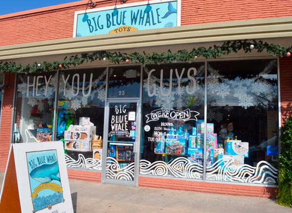 Big Blue Whale 600px