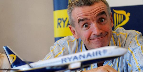 Michael Oleary Ryanair