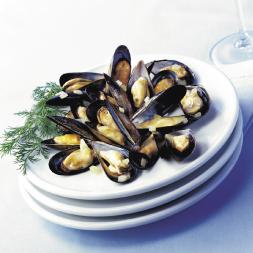 Mussels Platter