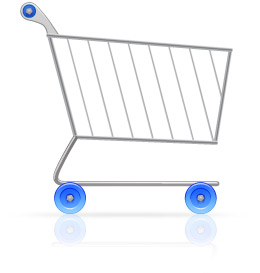 Icon Large Shopping Cart