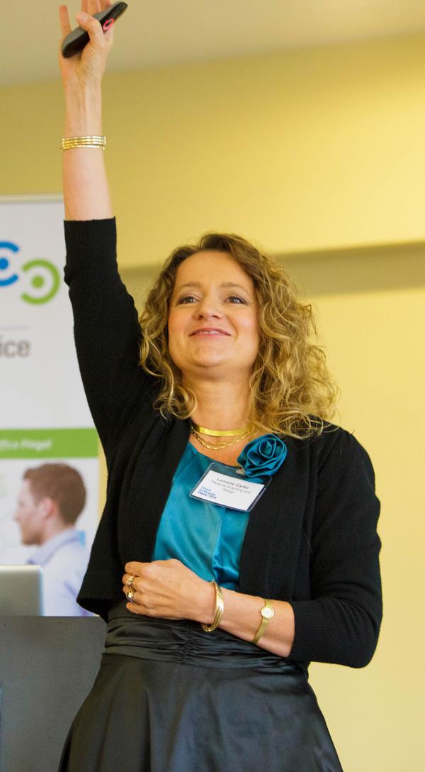 Lorraine Carter Get Noticed Fingal Enterprise Week 2014