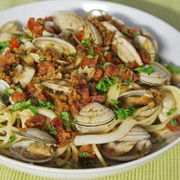Clam Spaghetti Vongole