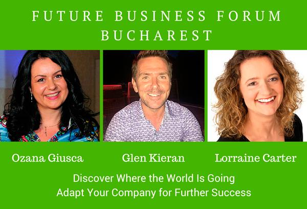 Future Business Forum Bucharest Jan2016
