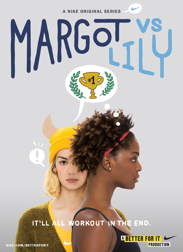 Nike Margo Lilly Poster 600px